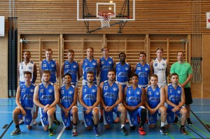 Sarine Basket - 1LNM photo d'équipe 2016-17 (1200x800)